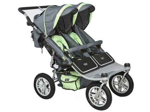 Valco Baby Runabout Tri Mode Twin Stroller: It Can Handle ...