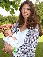 Jools Oliver Details Fertility Fight Peoplecom