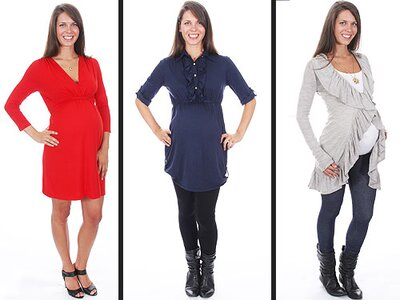 9b8bef44 Designer for Less: Fab Maternity Line Moody Mamas Launches at Target |  PEOPLE.com