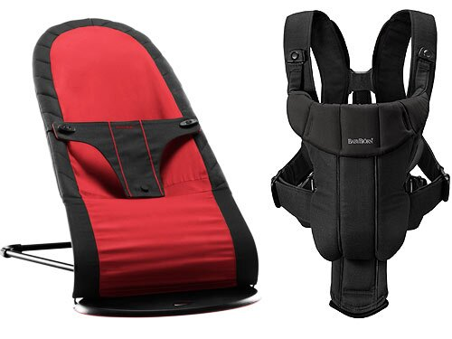 Giveaway Babybjorn Baby Carrier Active And Babysitter Balance A