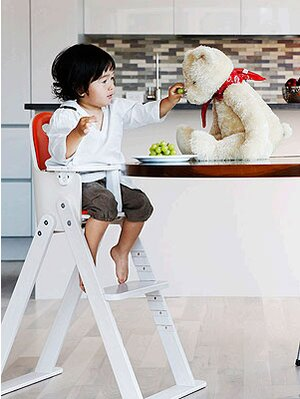 Surprising We Tried It Svan Baby To Booster Bentwood High Chair Gmtry Best Dining Table And Chair Ideas Images Gmtryco