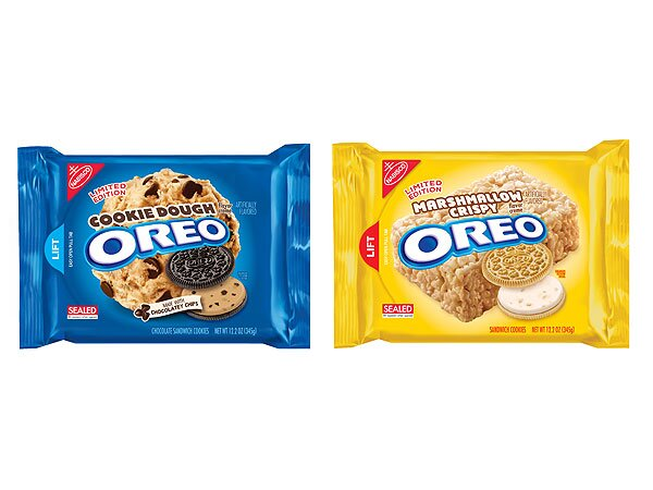 New Oreo Flavors: Nabisco Releases Cookie Dough, Marshmallow