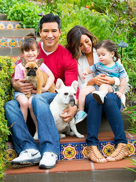 Mario Lopez Things Will Get Very Real With Another Baby Peoplecom
