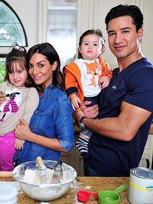 Mario Lopez There Are No Time Outs In Parenthood People