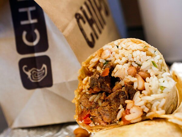 Chipotle Is Actually Unhealthy