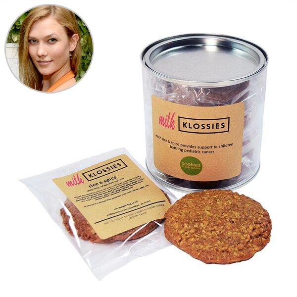 Karlie Kloss Creates Gluten Free Ginger Cookies For Milk Bar