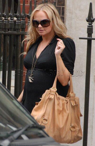 890a6eebb4 Emma Bunton models fall winter maternity line for Mamas  amp  Papas ...