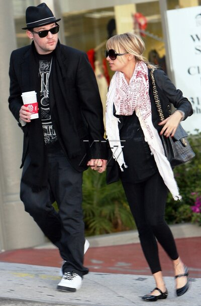 Steal That Look Forty Weeks Style Nicole Richie S Street Style