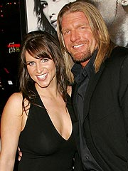 Have Stated That The Baby Professional Wrestler Paul Triple H Levesque And His Wife Stephanie Mcmahon 31 Are Expecting At The End Of July Is A Girl
