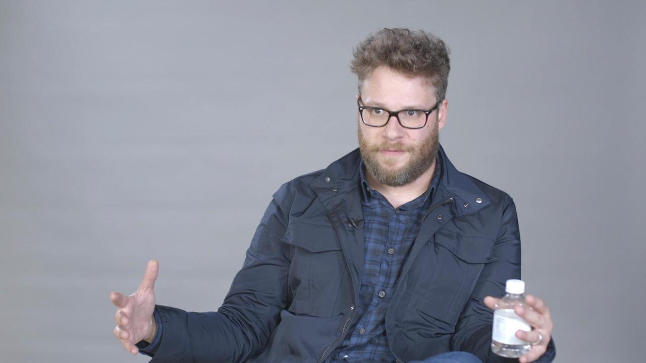 Seth Rogen on the One Place He's Dying to Visit