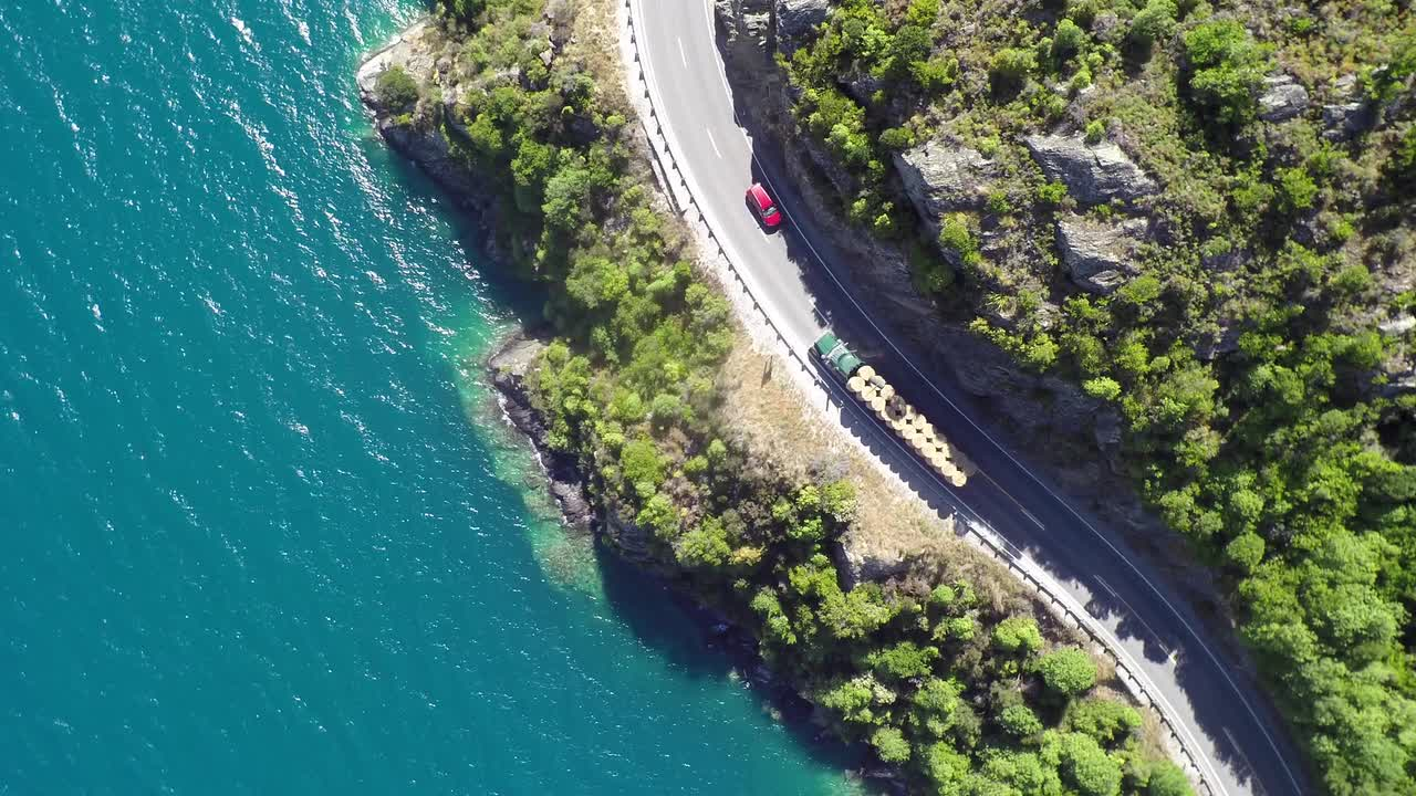 VIDEO: Explore New Zealand by Drone