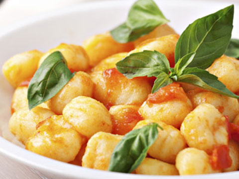 Make light, fluffy potato gnocchi