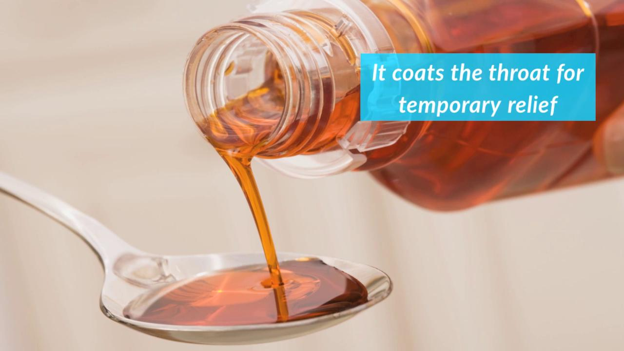 Home remedies for a cough