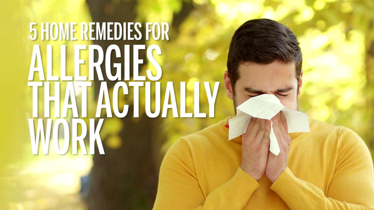 Are you making allergies worse?