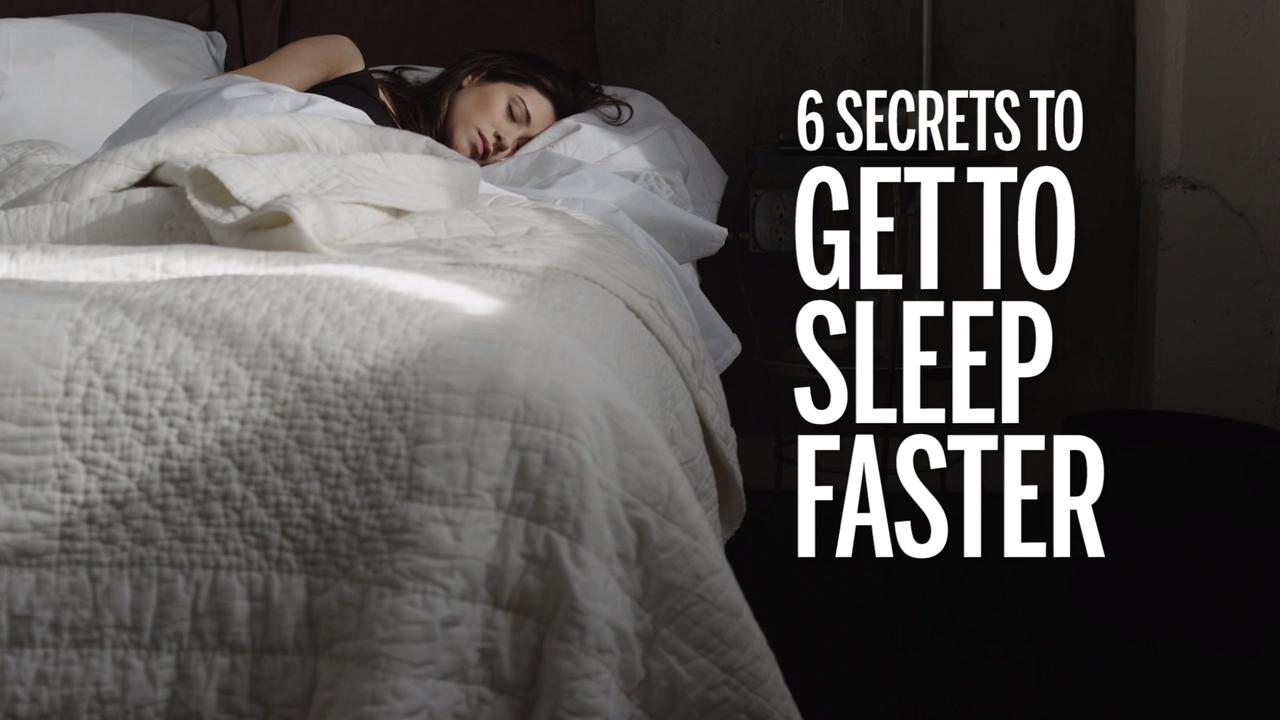 It may sabotage your sleep