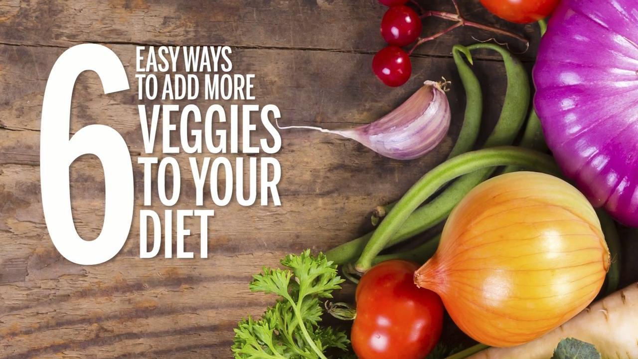 Skimping on veggies
