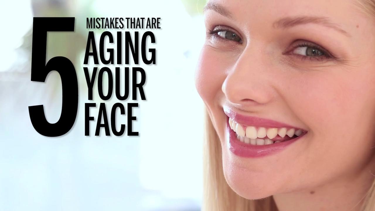 Your skin isn't looking good
