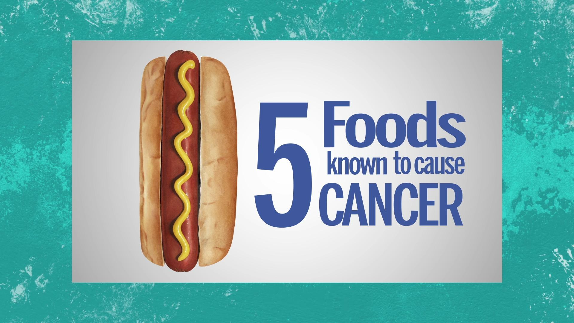 It's linked to a higher risk of cancer