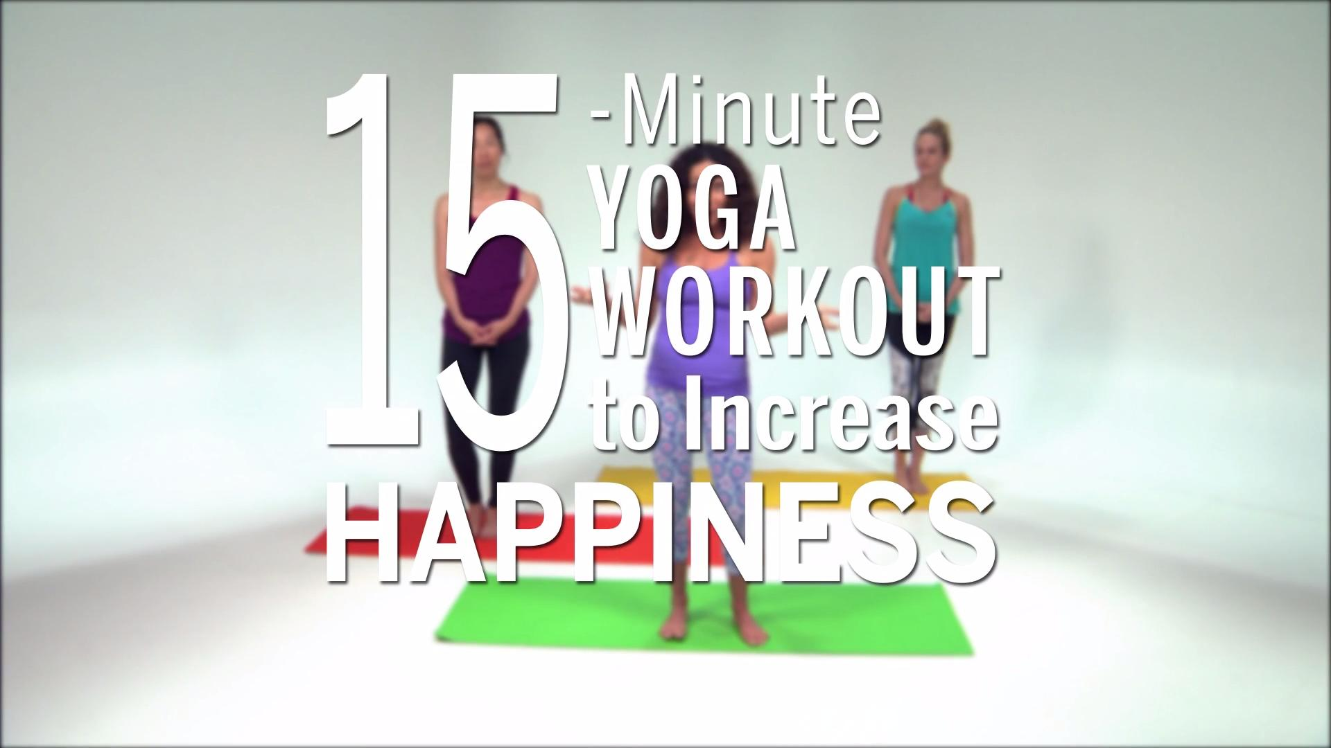 Mood-Boosting Yoga Workout Video