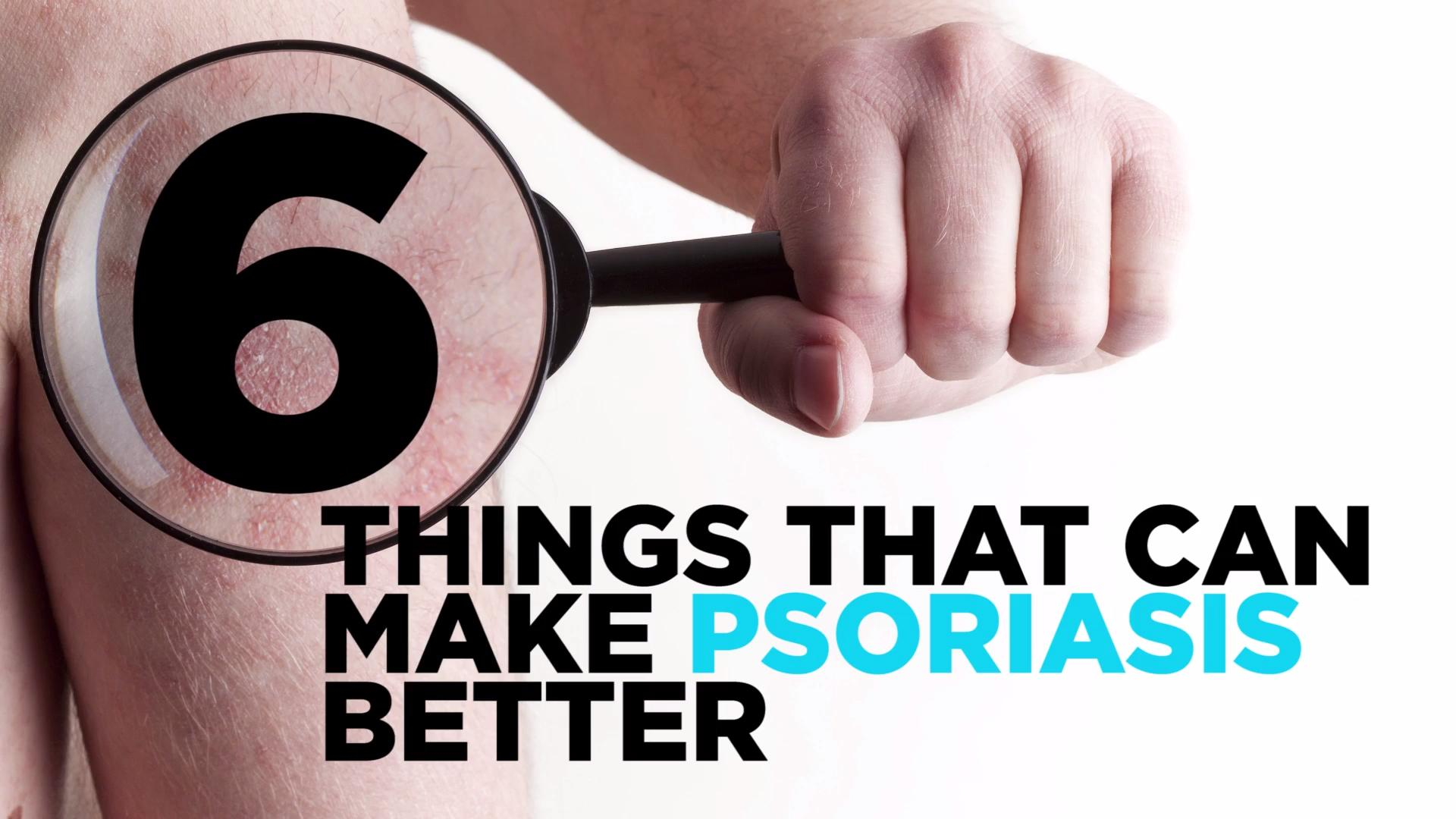 How to prevent psoriasis flare-ups
