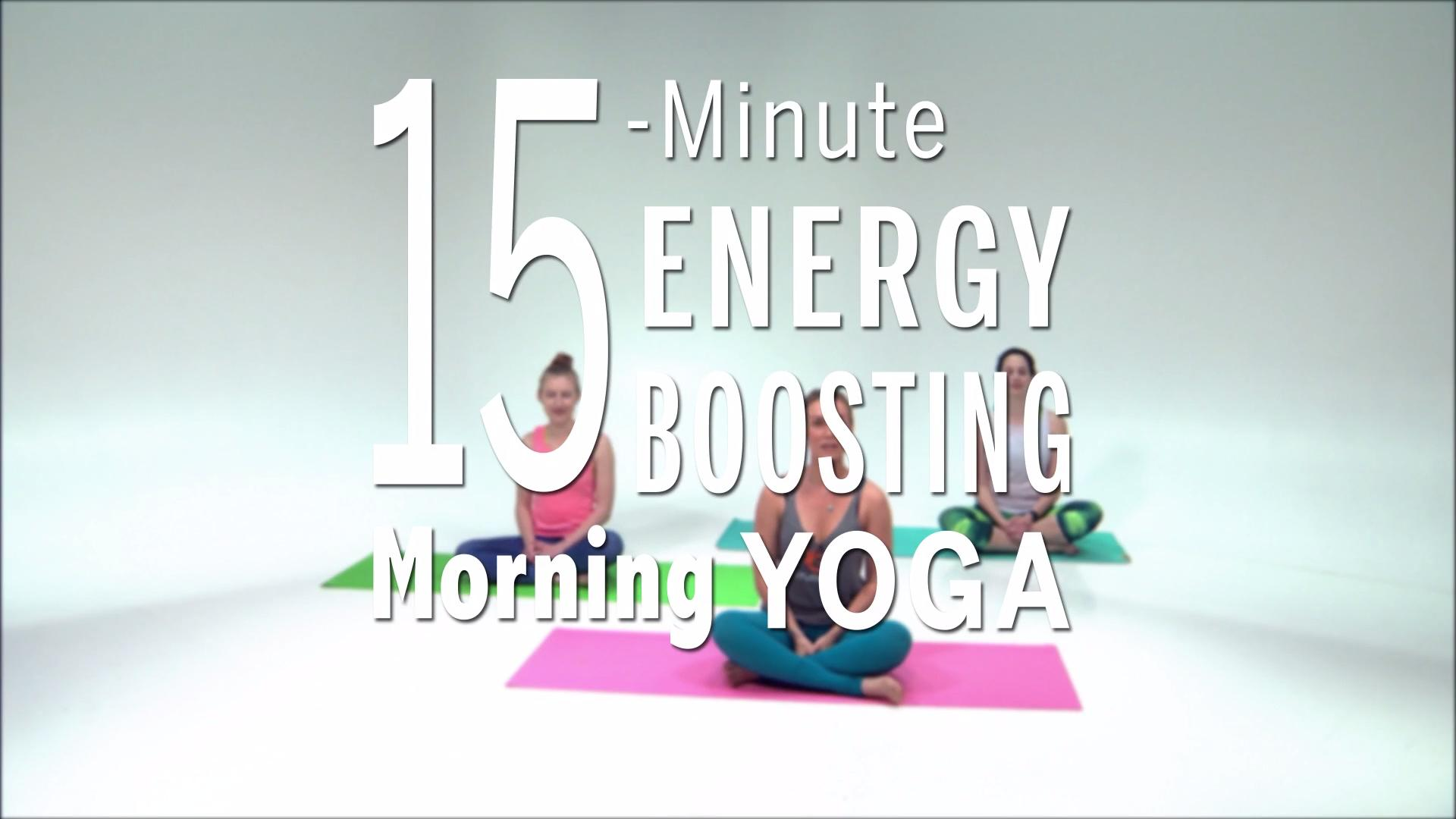 Energizing Morning Yoga Workout Video