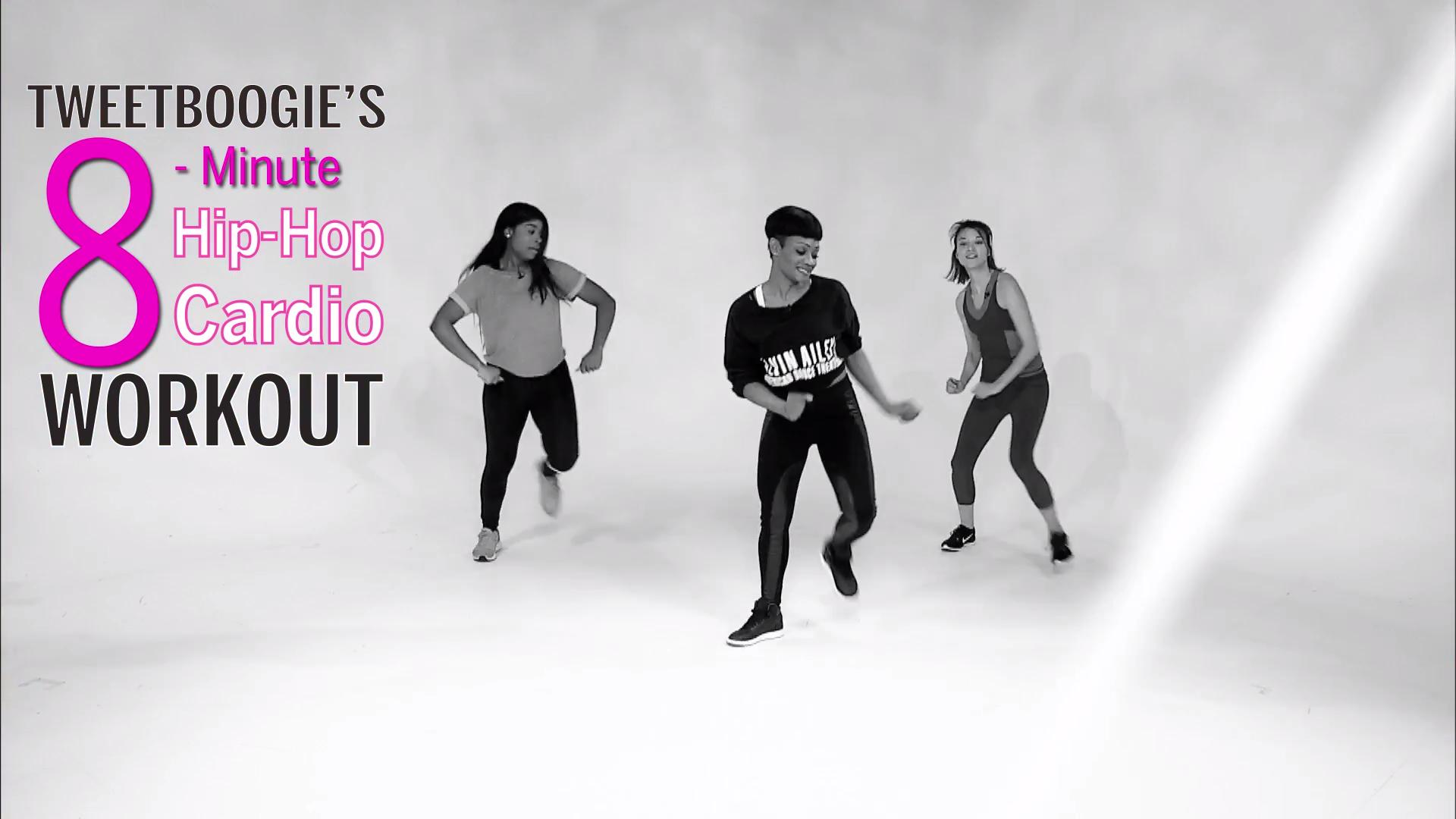 90s-Inspired Hip Hop Cardio Dance Workout