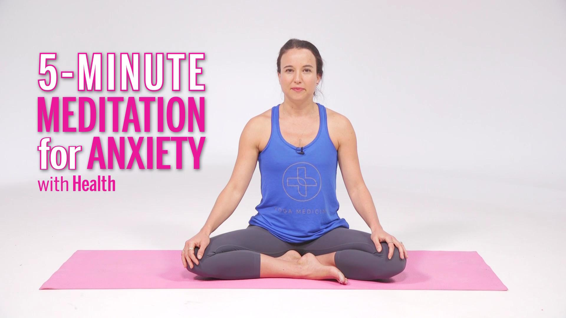 Meditation to help find your calm