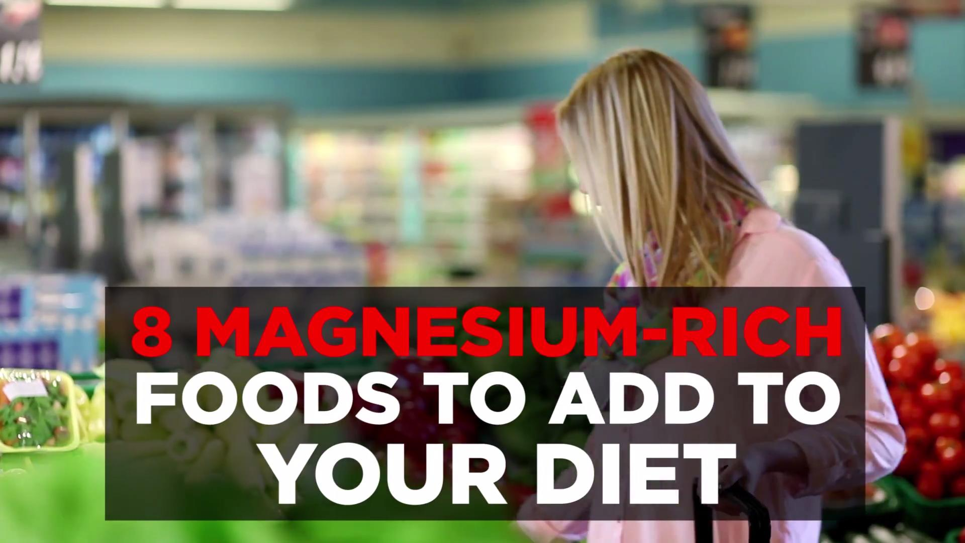 What to know about magnesium deficiency