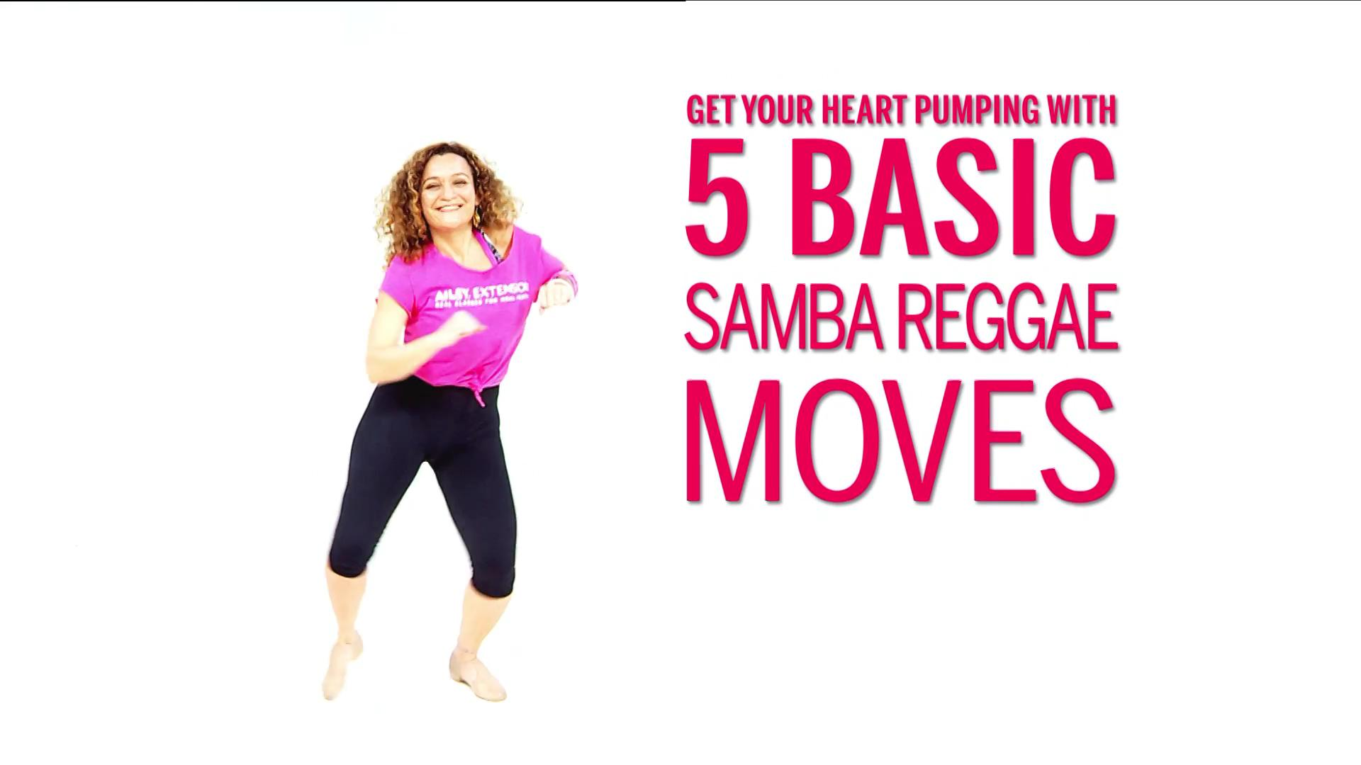 Samba Reggae Workout for Beginners