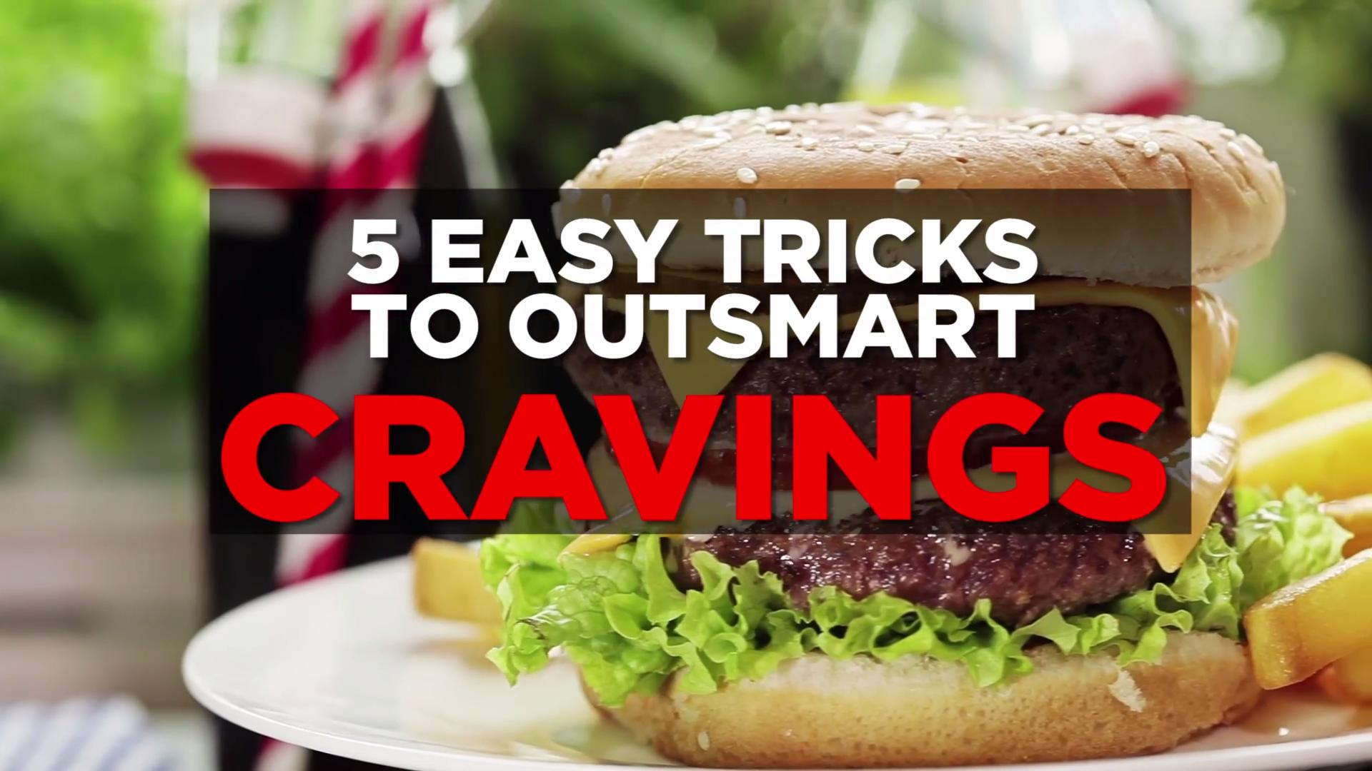 Learn to crush cravings