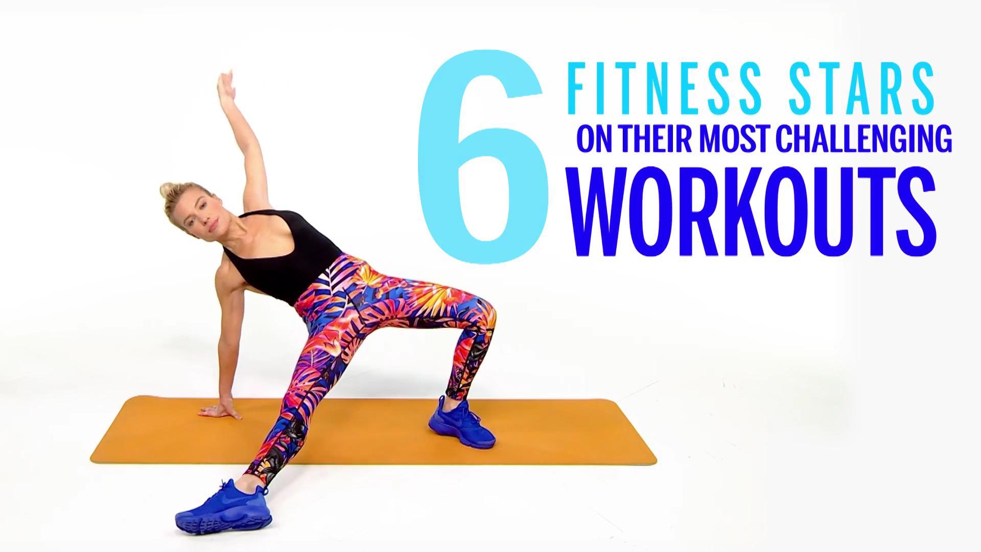 Their hardest workout...
