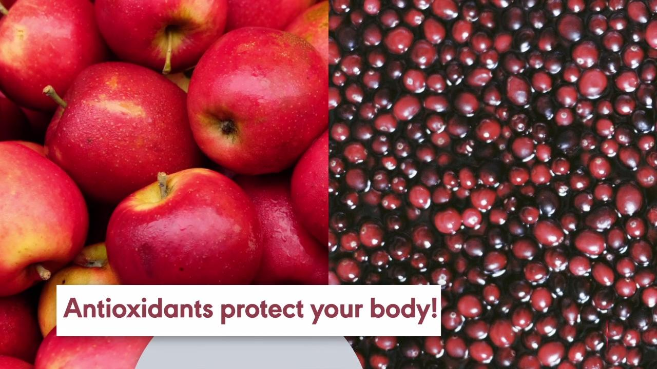 Eat your antioxidants