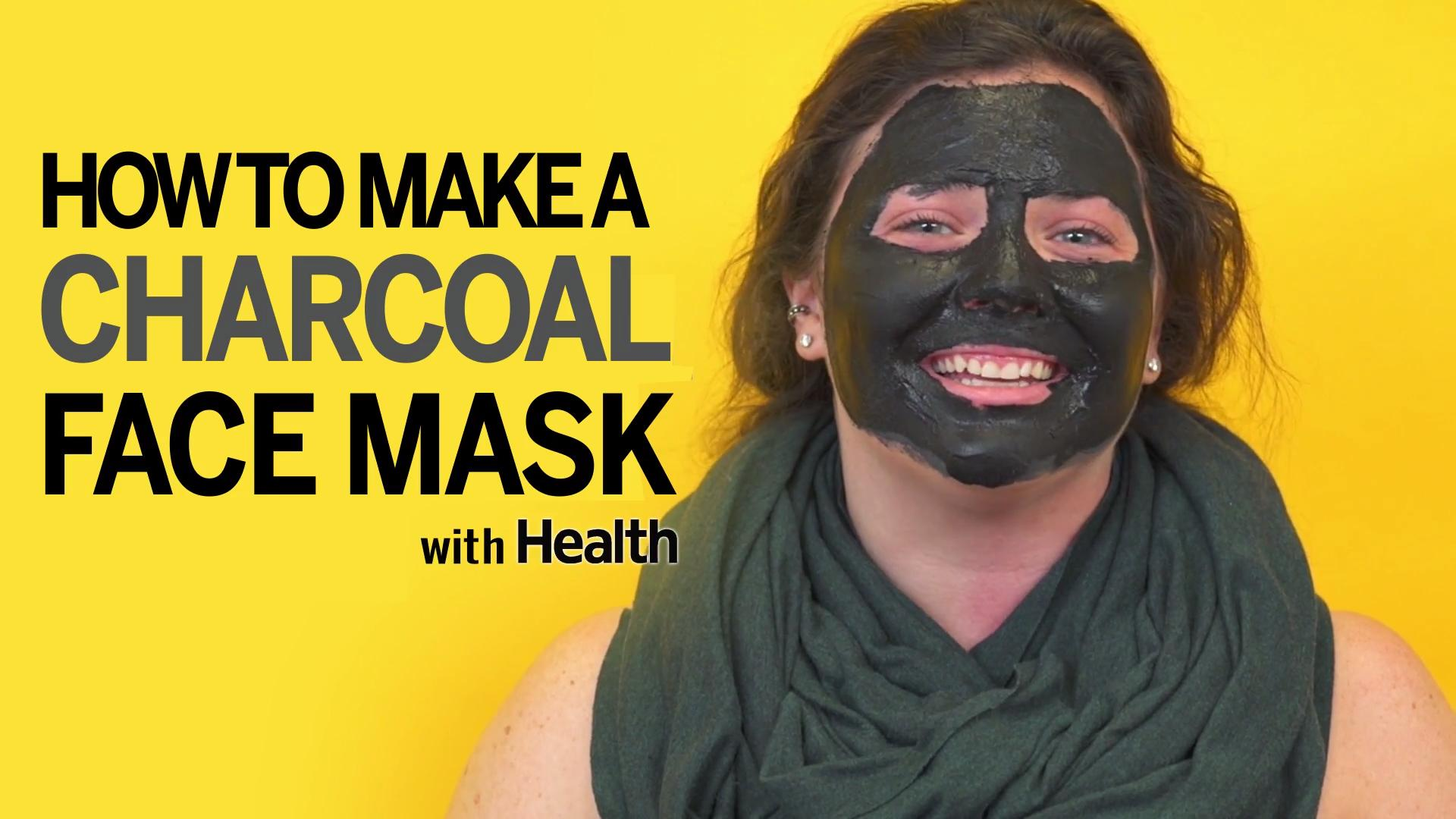 How to Make a Charcoal Mask