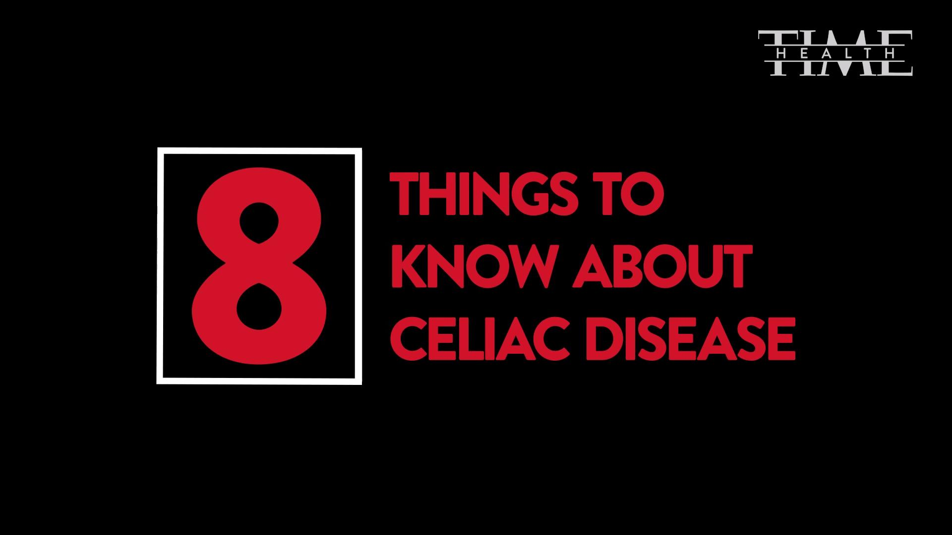 Facts about celiac disease