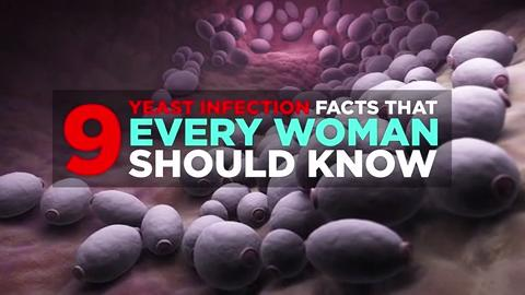 Yeast infection OTC fix