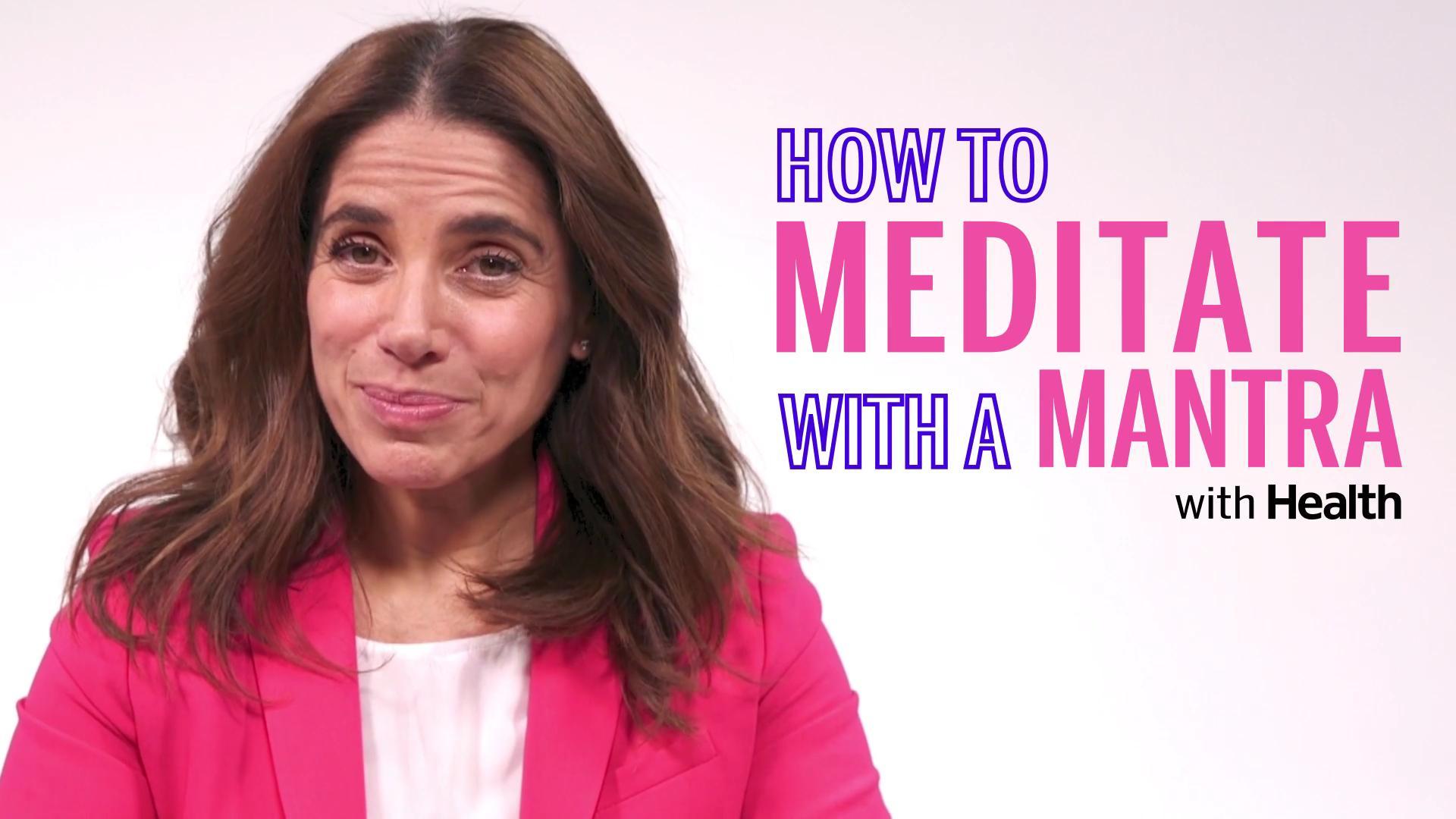 Meditation to increase focus