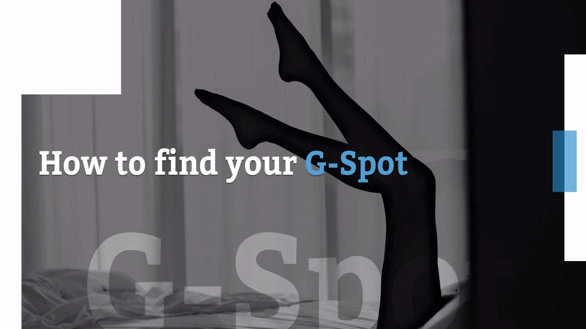 What exactly is your G-spot?