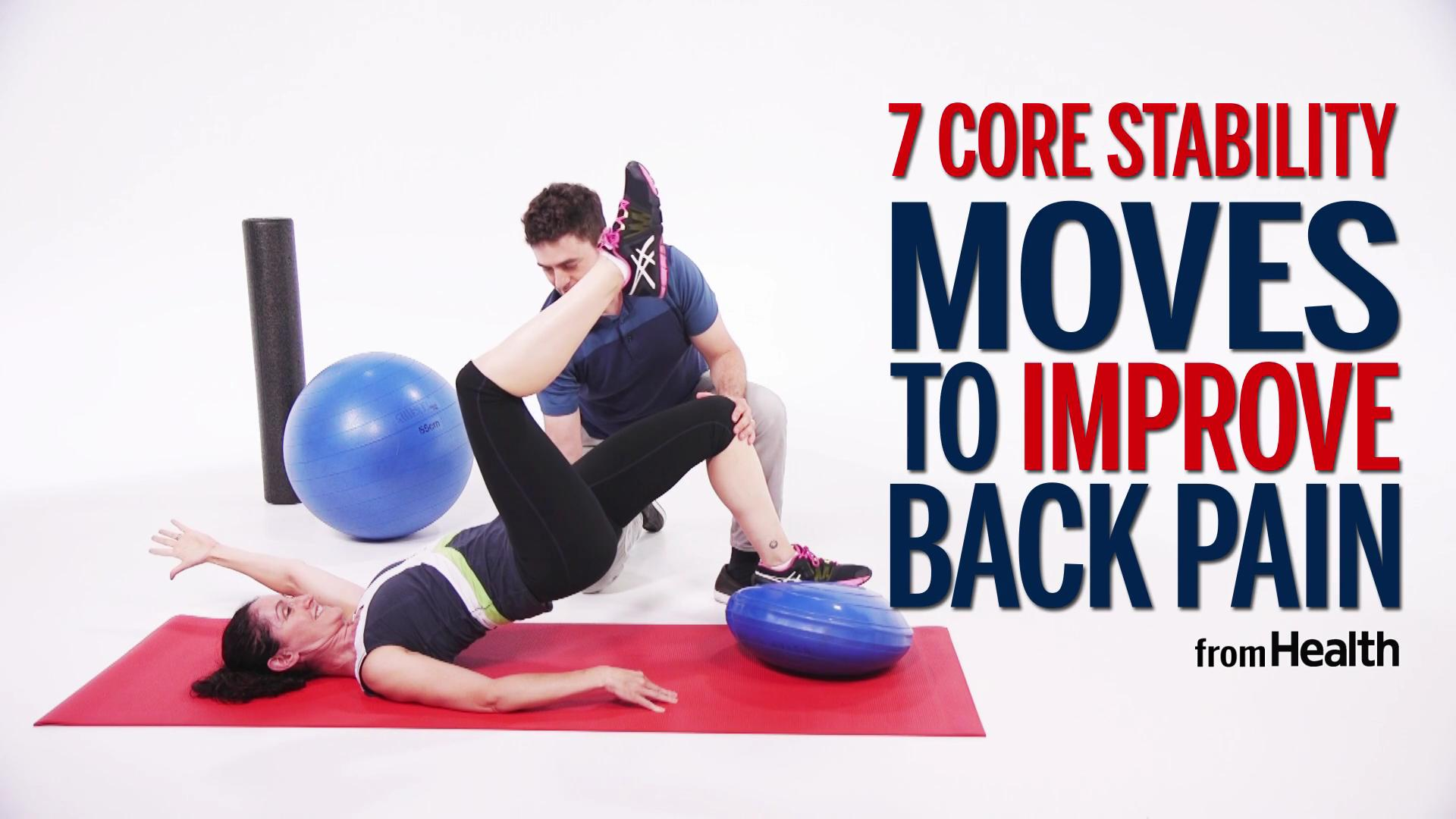 Exercises for a strong, gorgeous back