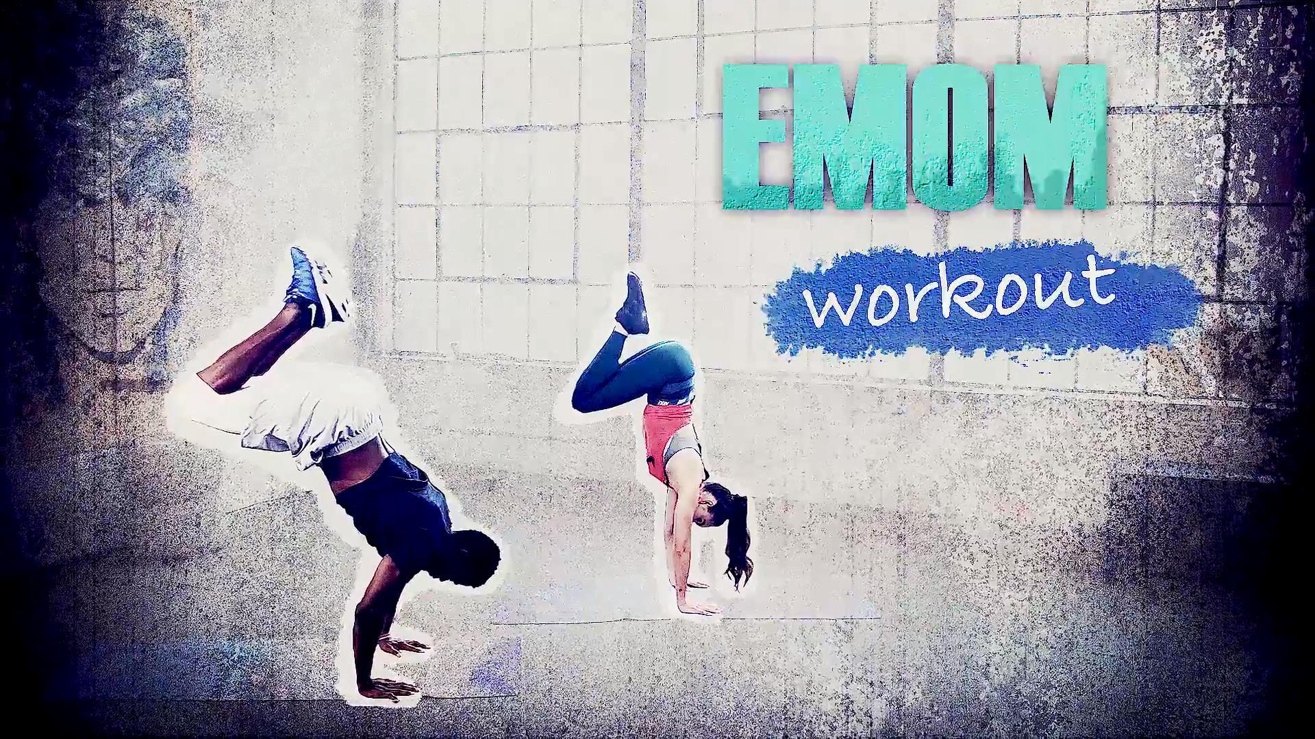 Workout 1: EMOM
