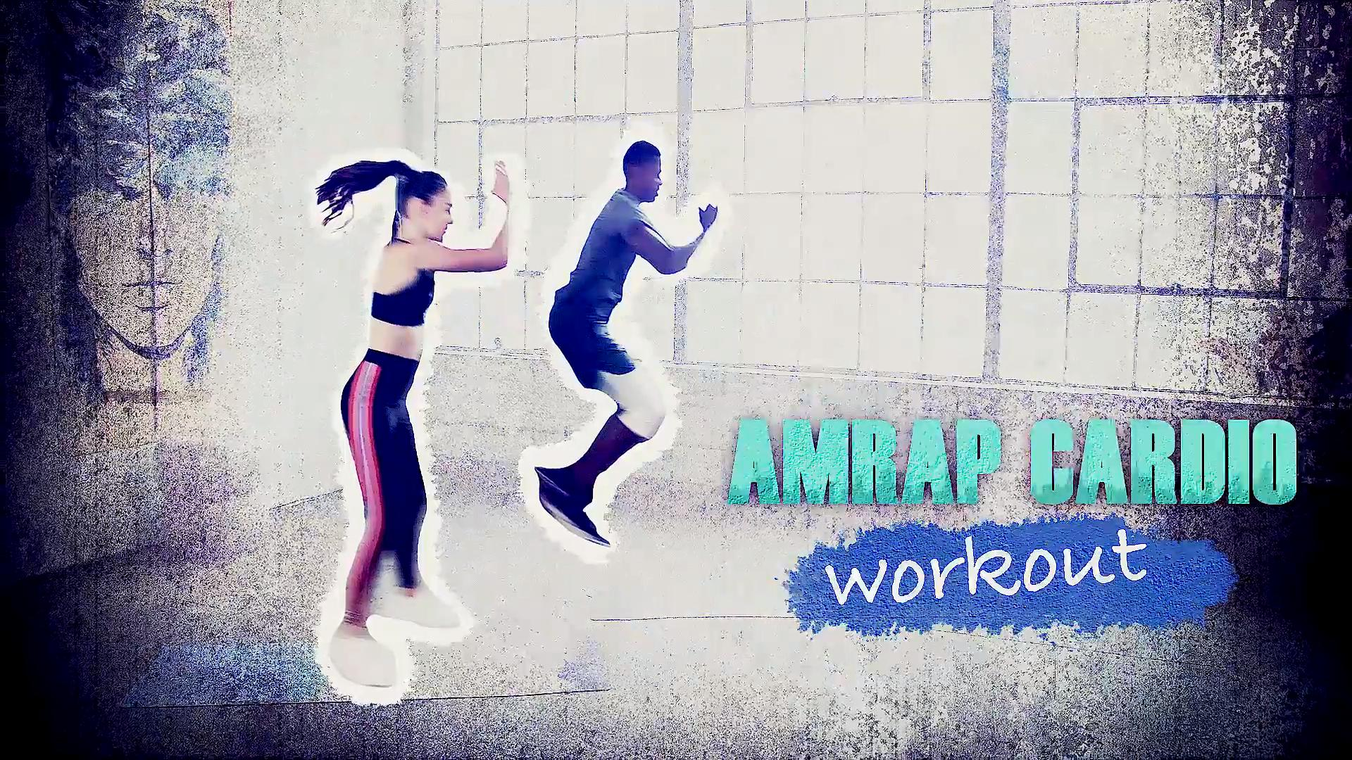 Workout 3: AMRAP Cardio