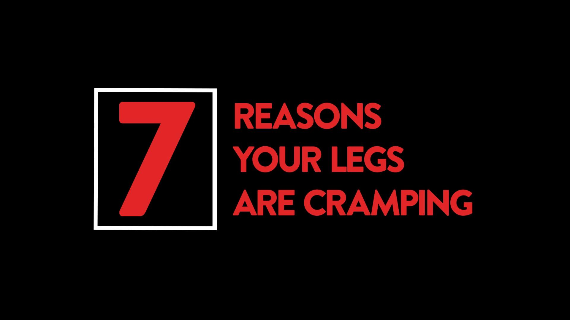 What are leg cramps?