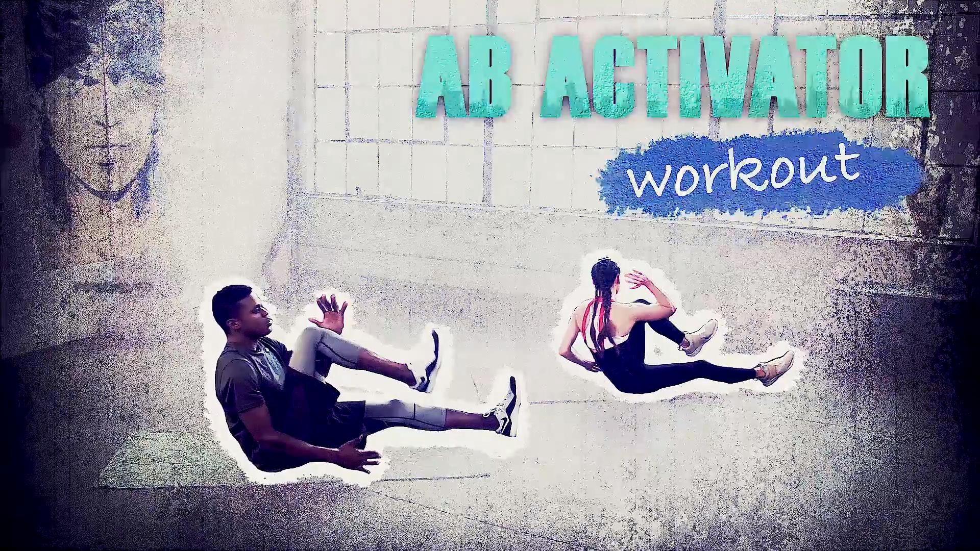 Workout 8: Ab Activator