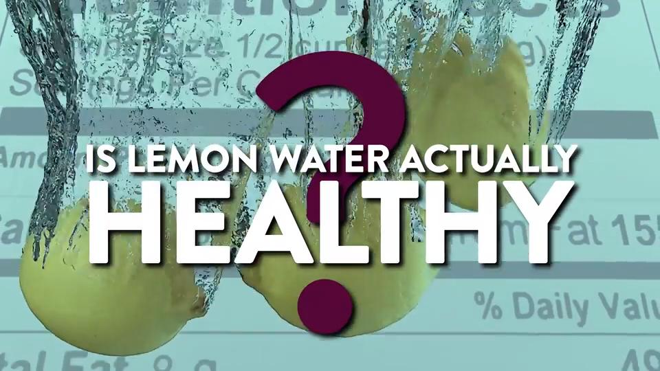 Best: Water