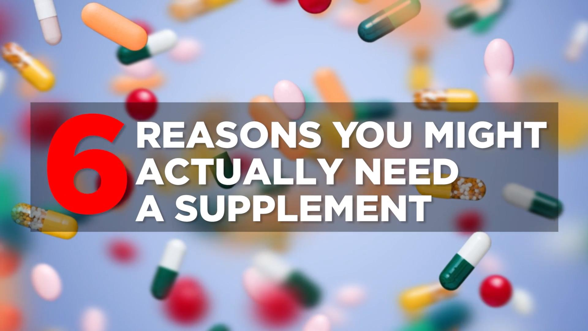 Should you take a supplement?