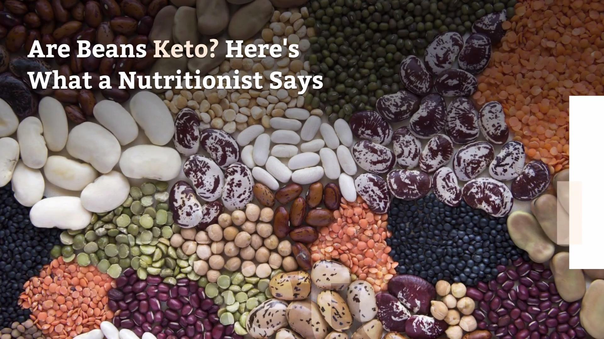 why cant you eat beans on keto diet