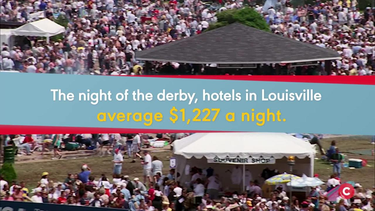 What It Costs to Attend the Kentucky Derby