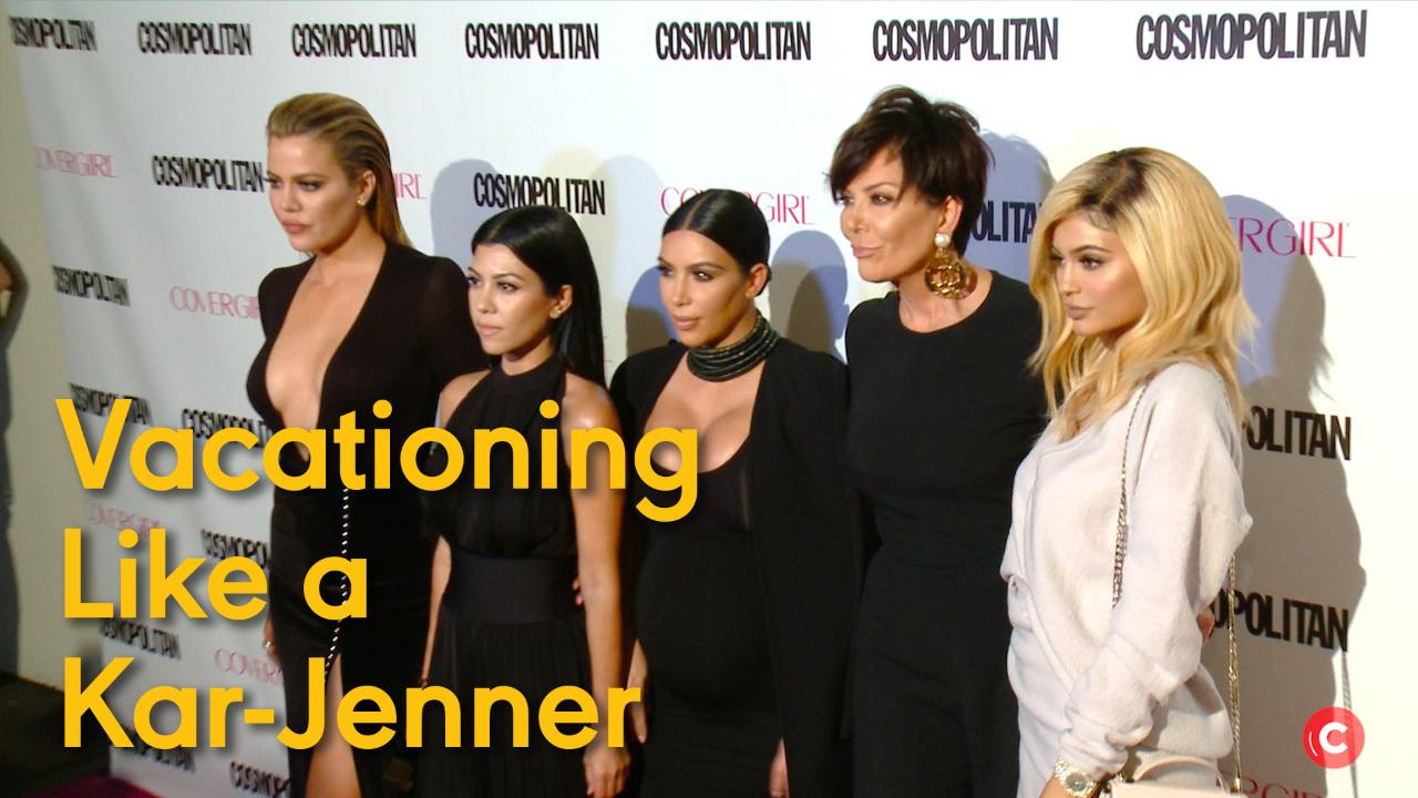 How to get fit likea Kardashian