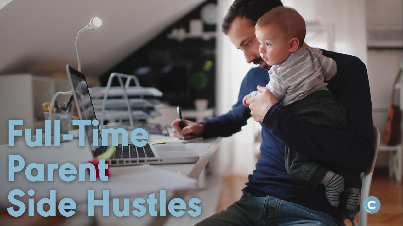 5 Side-Hustles Perfect for Parents