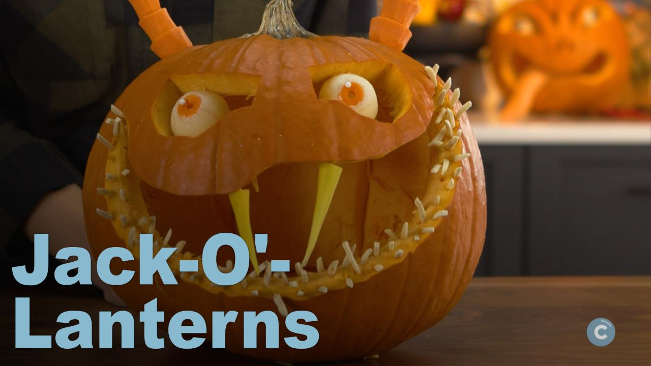 How to Create Scary Good Jack O'Lanterns For Under $20