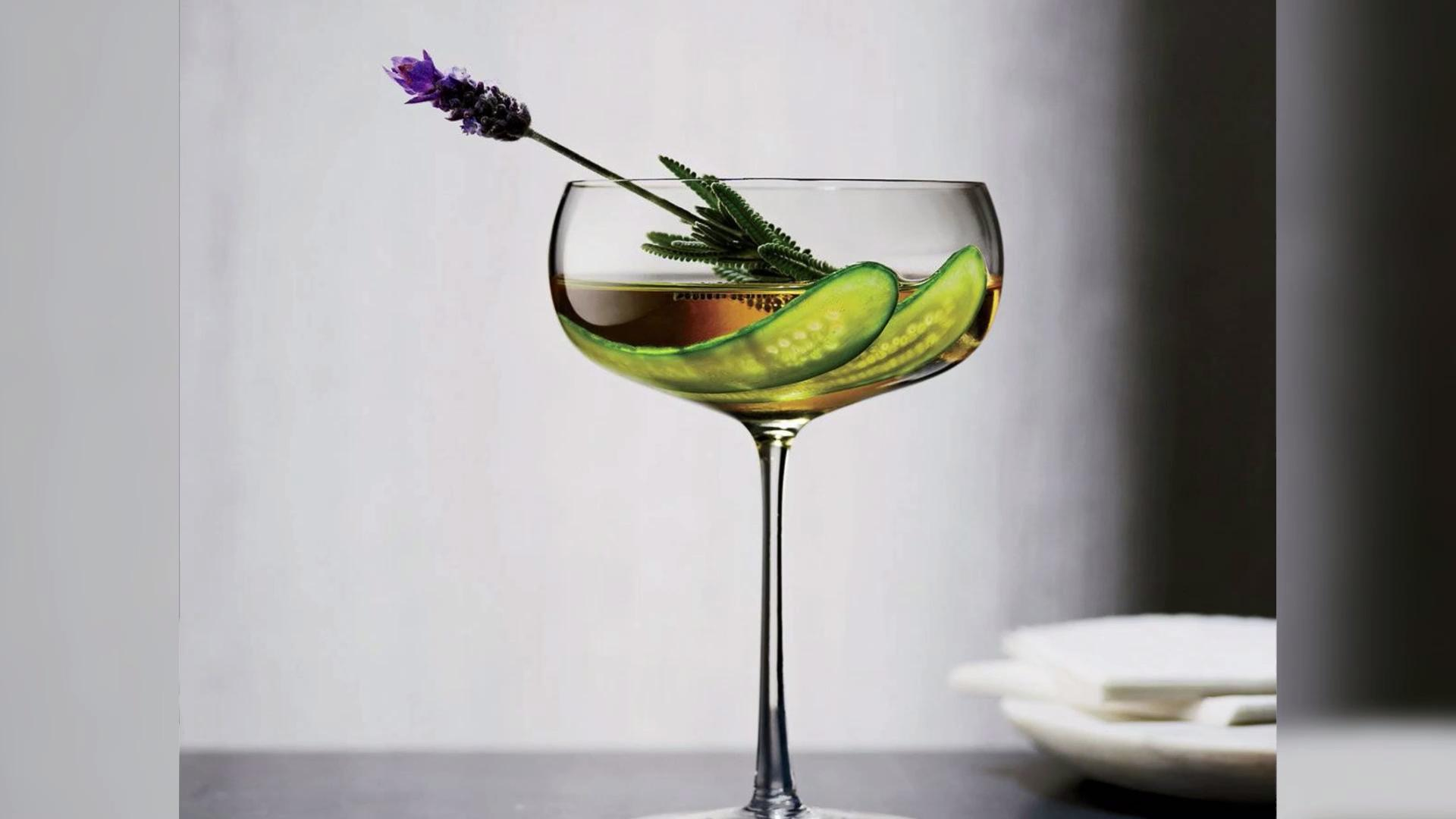 Gin Cocktails That Will Make the Best Use of Your Herb Garden